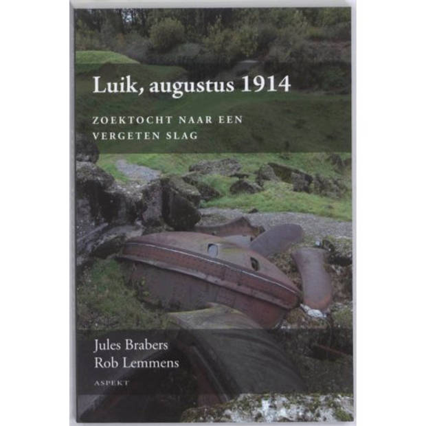 Luik, Augustus 1914