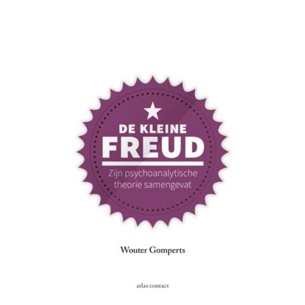 De kleine Freud - Kleine boekjes - grote inzichten