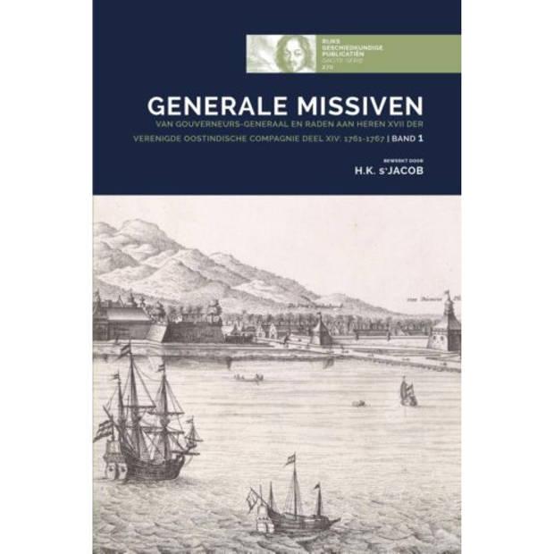 Generale Missiven van Gouverneurs-Generaal en