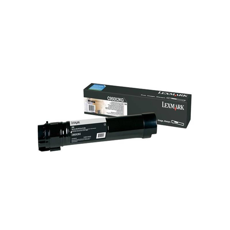 Lexmark C950 HC zwart Toner