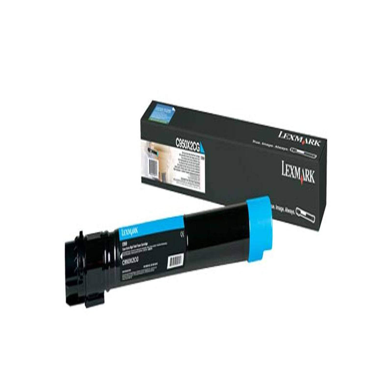 Lexmark C950 HC cyaan Toner