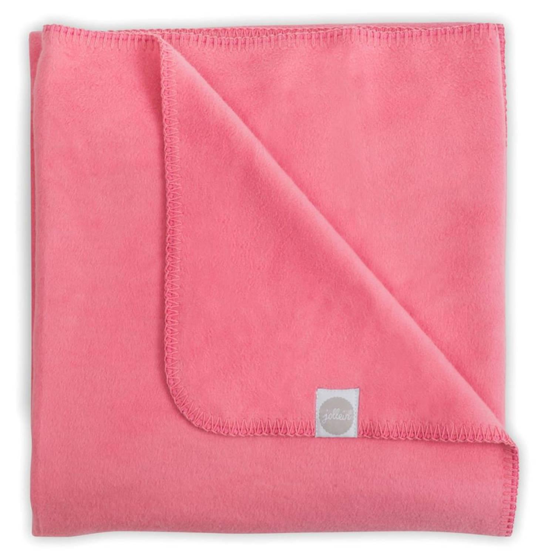 Jollein Deken 100×150 coral pink 514-522-00068