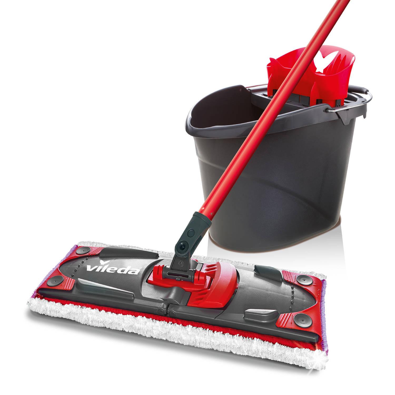 Vileda UltraMax Sensitive schoonmaakset parket and houten vloeren