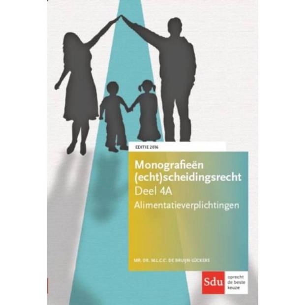 Alimentatieverplichtingen - Monografieen (Echt)