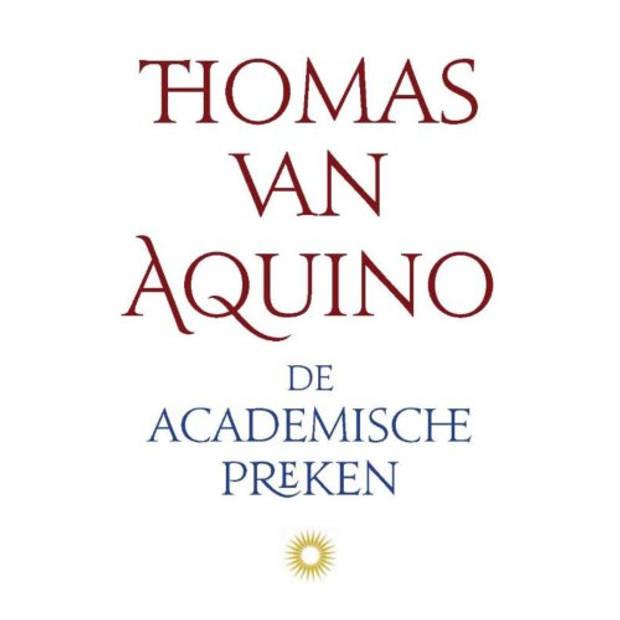 De academische preken