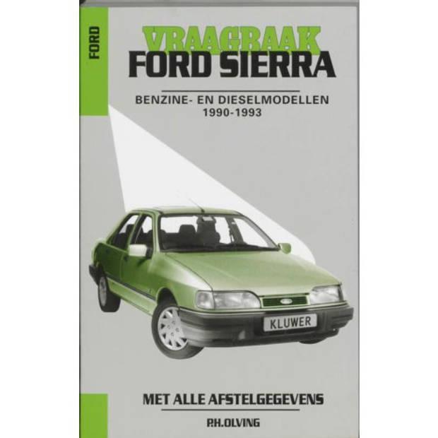 Vraagbaak Ford Sierra / 1990-1993 - Autovraagbaken