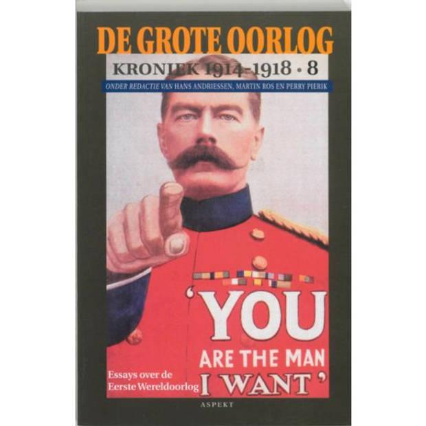 De Grote Oorlog, Kroniek 1914-1918 / 8 - De Grote