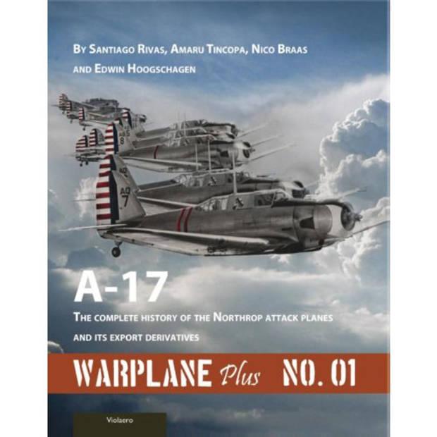 Warplane Plus 01: A-17 / 1 - Warplane Plus