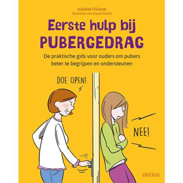 Eerste Hulp Bij Pubergedrag