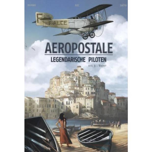Legendarische Piloten / Vachet - Aeropostale