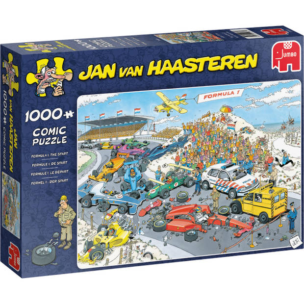 Jan van Haasteren Grand Prix - 1000 stukjes