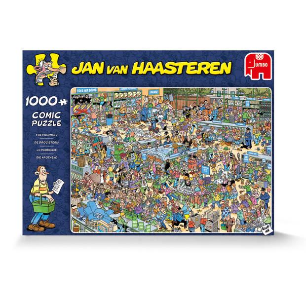 Jan van Haasteren puzzel de drogisterij - 1000 stukjes