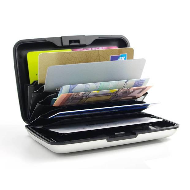 Ogon Designs Stockholm - Aluminium Creditcardhouder - Paars