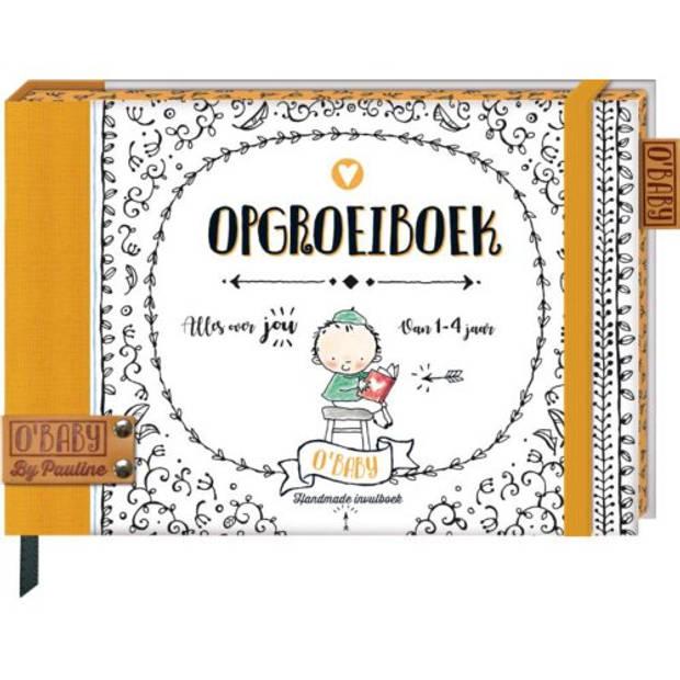 O'Baby Opgroeiboek - Pauline Oud