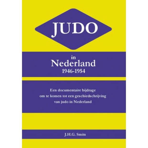 Judo In Nederland 1946-1954
