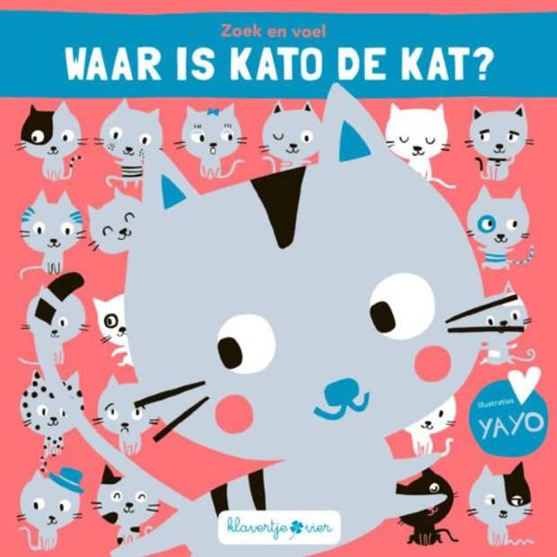 Waar Is Kato De Kat? - Zoek En Voel