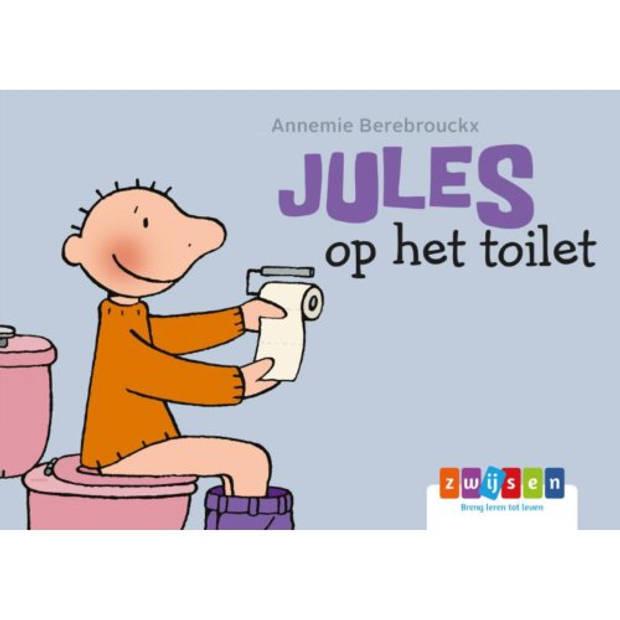Jules Op Het Toilet - Jules Kartonboekje