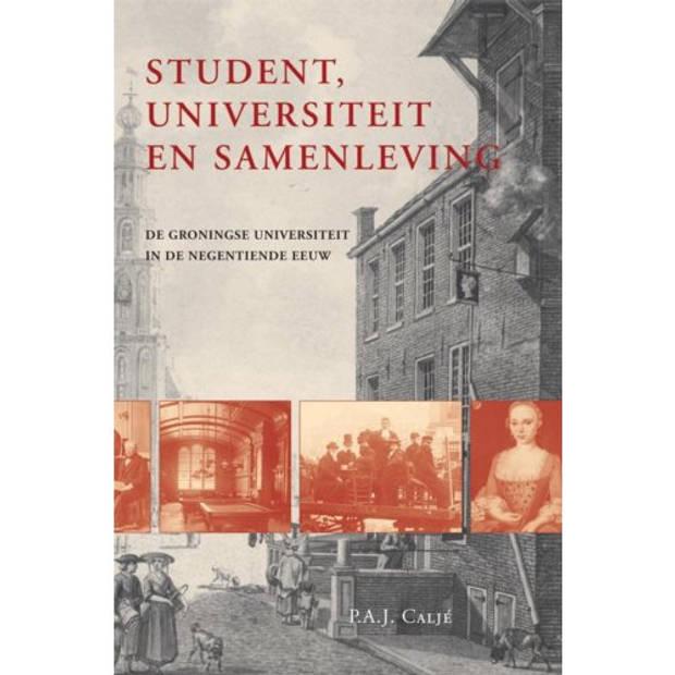 Student, universiteit en samenleving - Studies