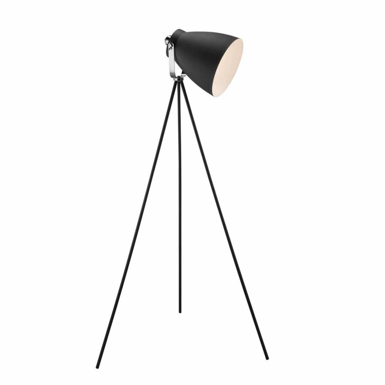 Nordlux Largo - Staande lamp - Zwart