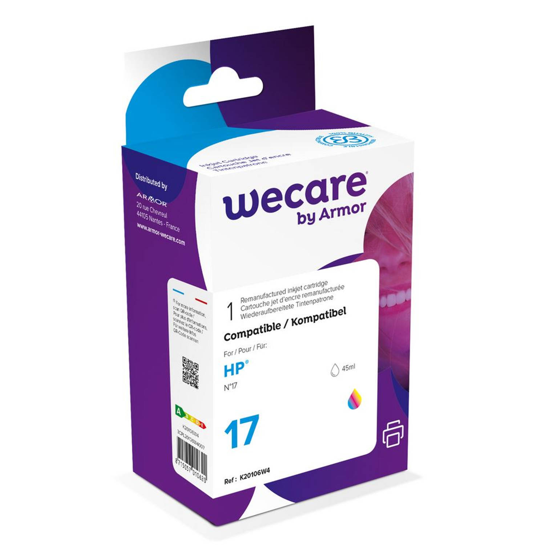 weCare Cartridge HP 17 Tricolor