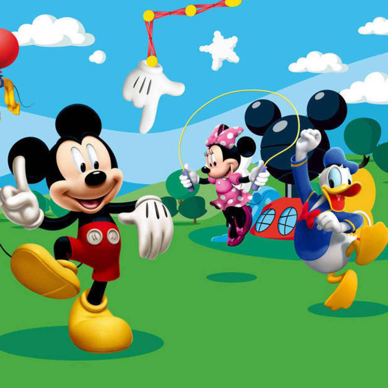 Afbeelding van AG Design Fotobehang Mickey Mouse FTD0253