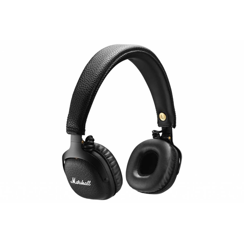 Zwarte Mid Bluetooth HeadPhones