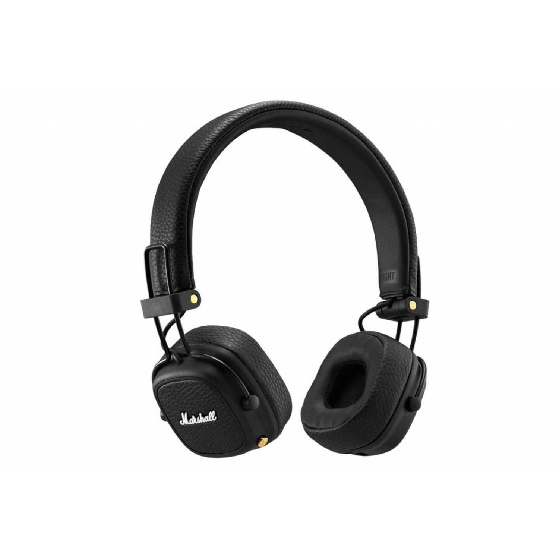 Marshall Major III Bluetooth Oordopjes On Ear Bluetooth Zwart