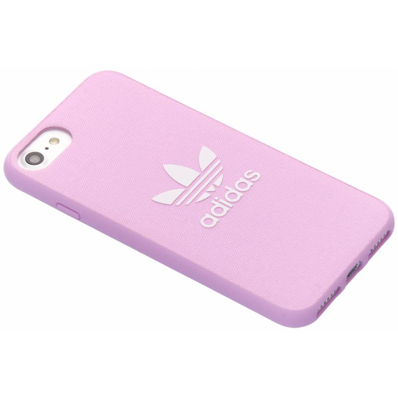 Roze Adicolor Moulded Case voor de iPhone 8 / 7 / 6s / 6