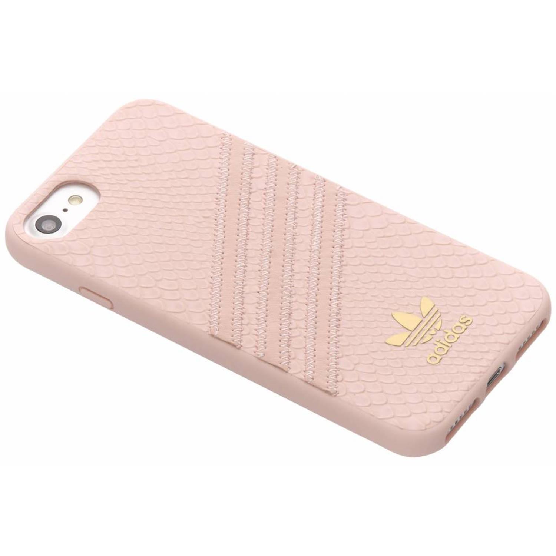 Roze Moulded Snake Case voor de iPhone 8 / 7 / 6s / 6