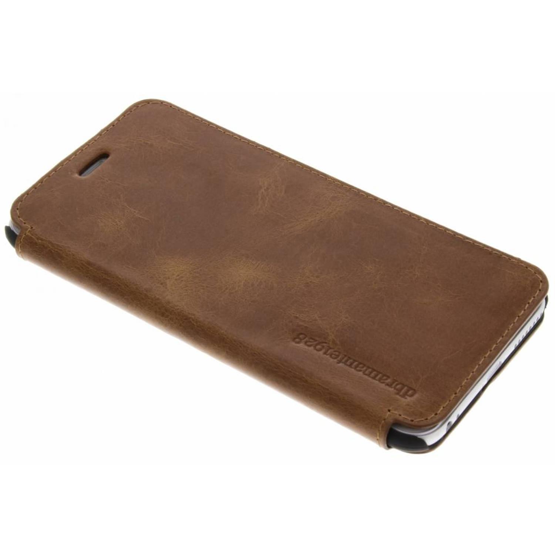 Bruine Frederiksberg 2 Book Case voor de iPhone 6(s) Plus