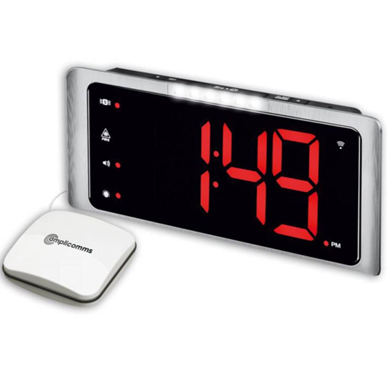 Stelcomfort Alarmklok / trilwekker voor slechtzienden en slechthorenden