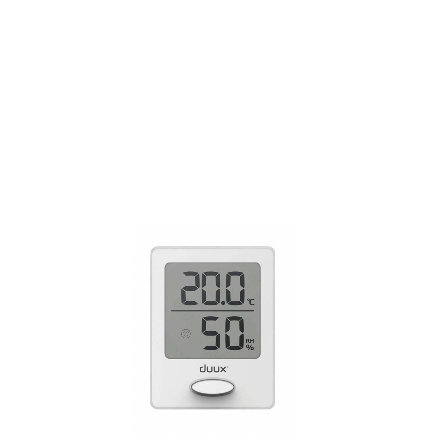 Duux Sense Hygrometer Thermometer Wit