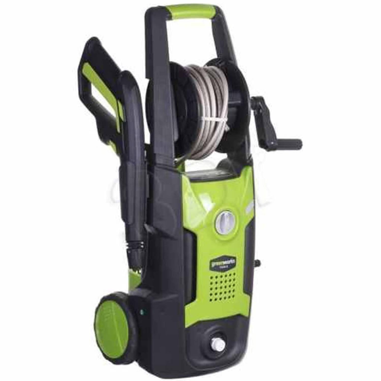 Greenworks Hogedrukreiniger elektrisch GPWG4 130 bar 1700 w 5100307