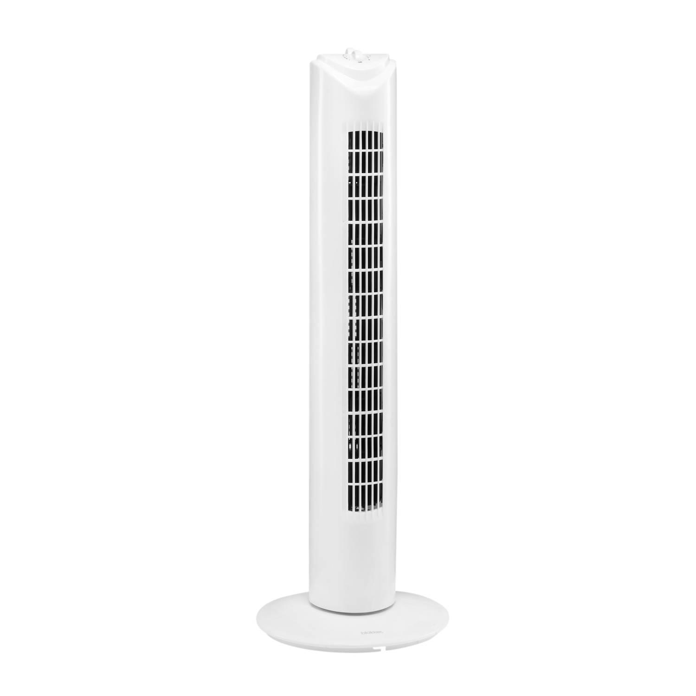 Korting Blokker kolomventilator BL 30004 75 cm wit