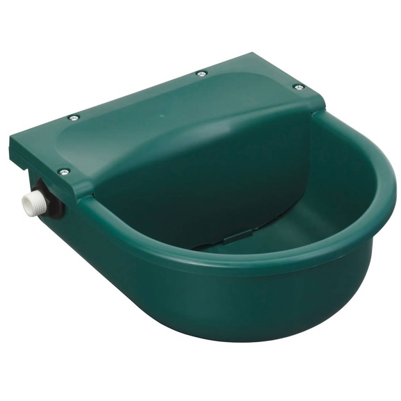 Kerbl Zwevende waterbak S522 3 L kunststof groen 22522
