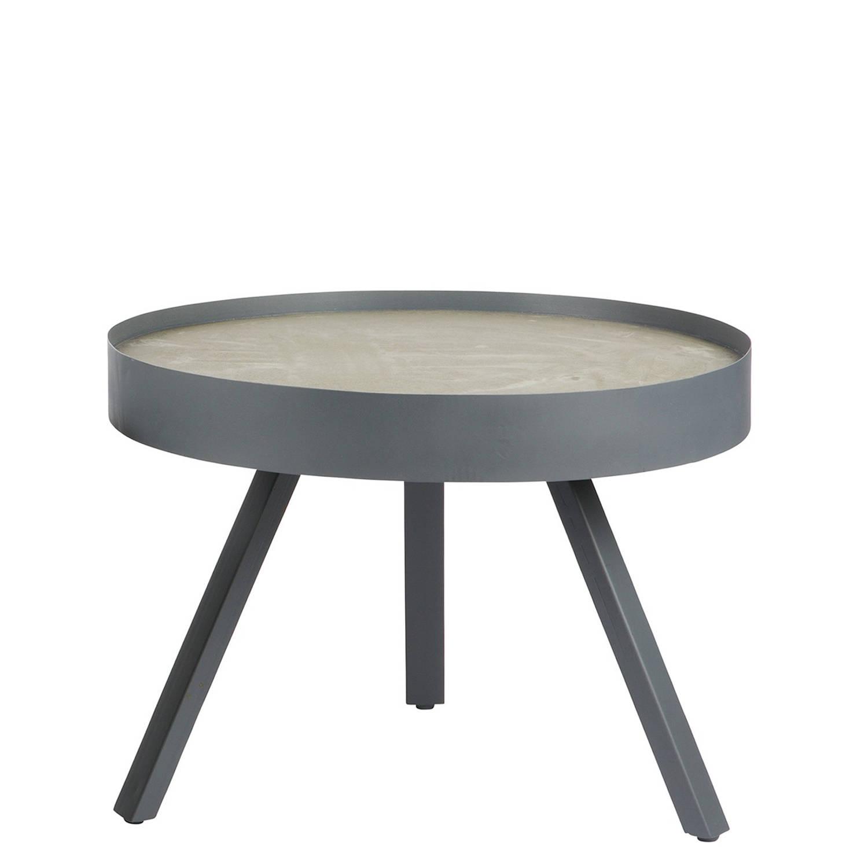 WOOOD Skip salontafel - Ø 58 cm