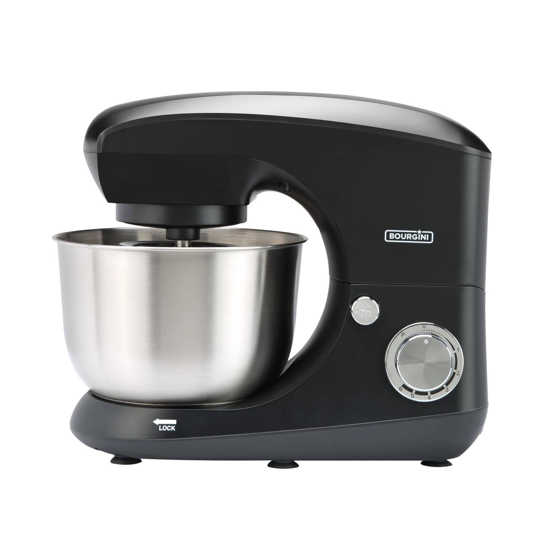 Korting Bourgini keukenmachine Trendy Kitchen Chef zwart