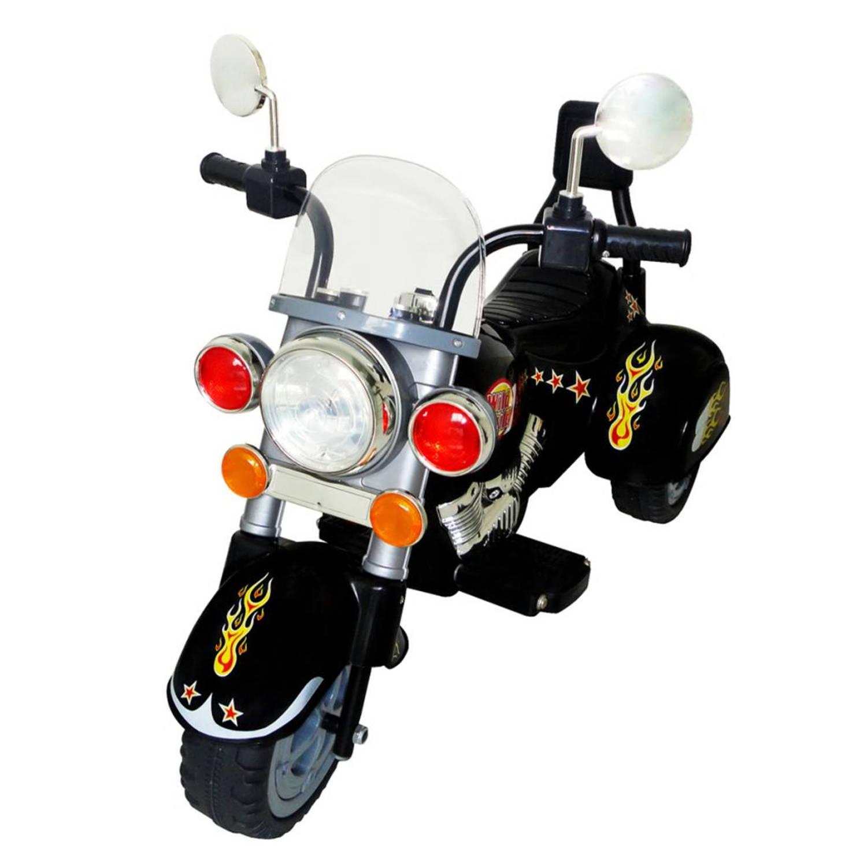 Kindermotor Harley elektrisch 6 volt met oplader