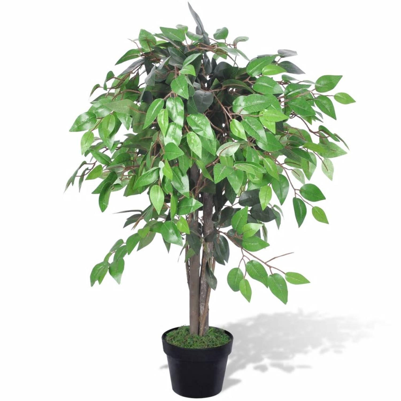 Kunstmatige Vijgenboom met Pot 90 cm