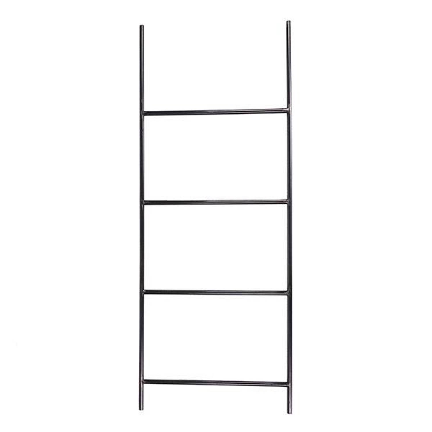 Metalen Decoratie Ladder Yael 59x2xH150 cm