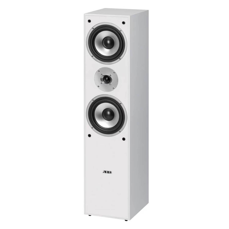 AEG 2-Weg Bass Reflex Luidspreker LB 4711 500 W wit