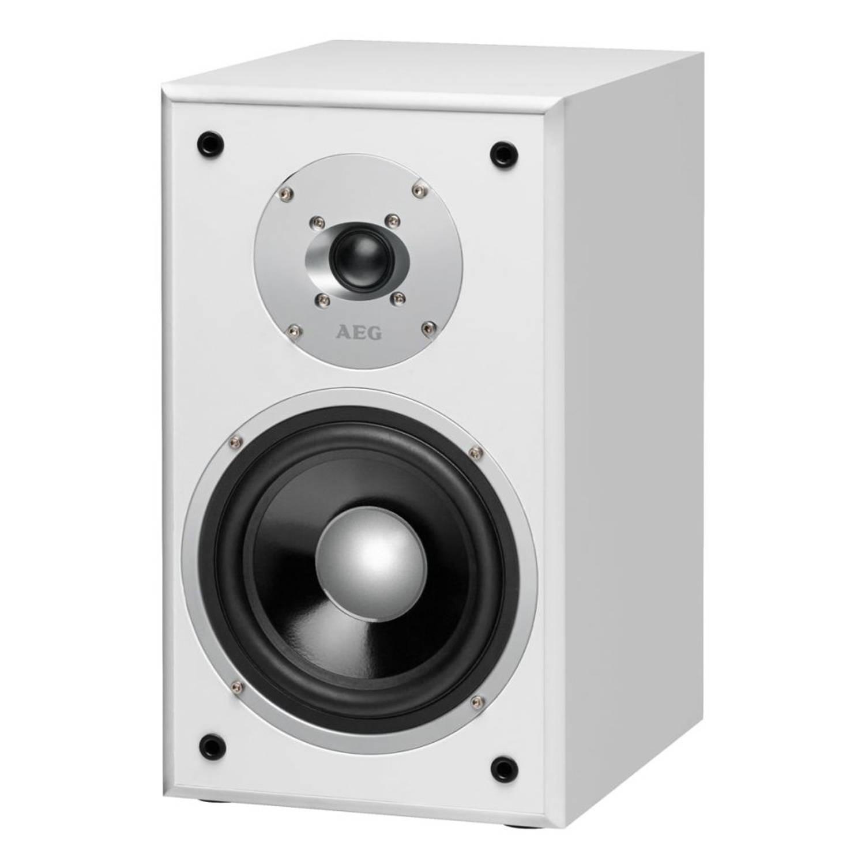 AEG 2-Weg Bass Reflex Boekenplank luidspreker LB 4720 350 W wit