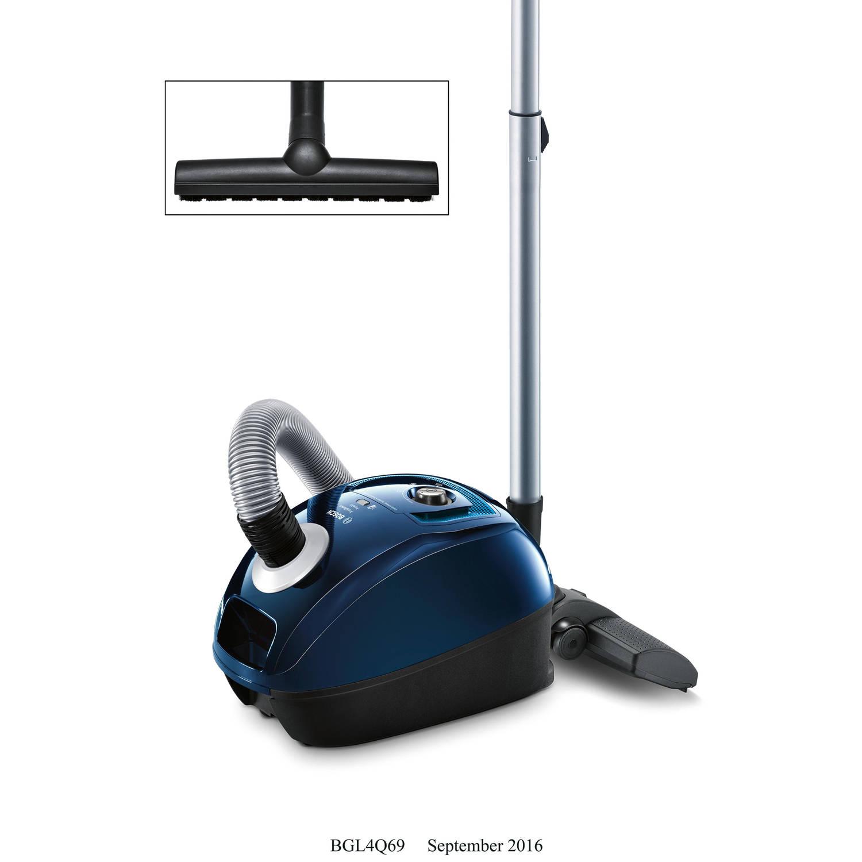 Bosch stofzuiger BGL4Q69 - blauw