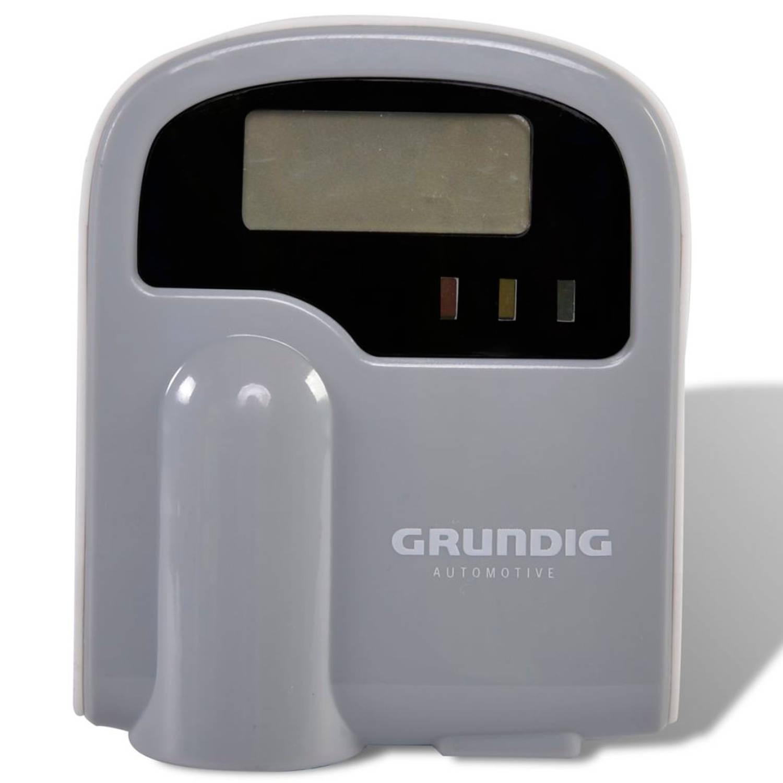 12/24 V Adapter met enkelvoudige fitting en Dual USB 2 A