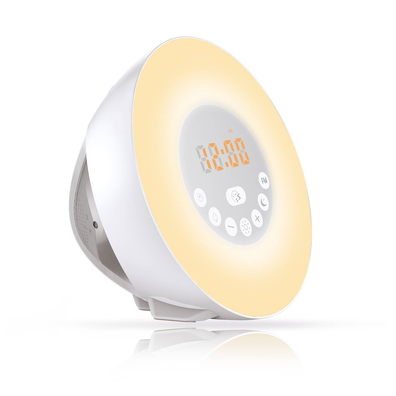 Nikkei NCW22 Wake-up light met radio