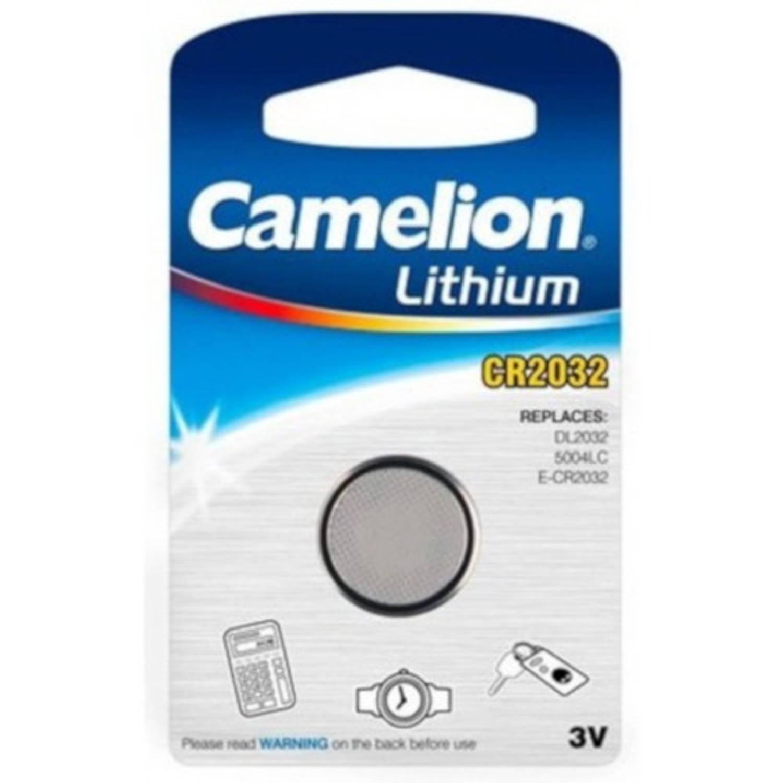 Korting Camelion Batterij Knoopcel Lithium 3v Cr2032 Per Stuk