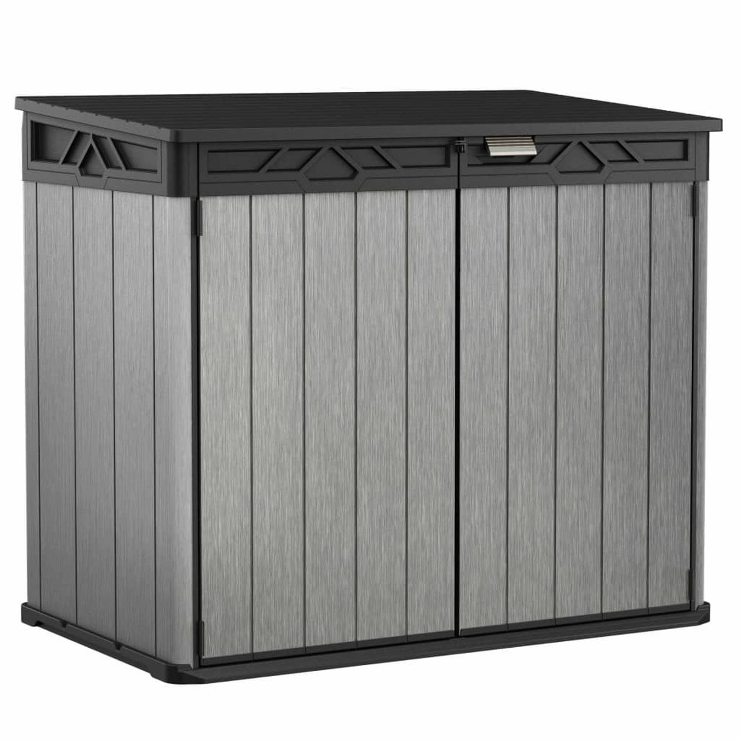 Keter Containerberging Elite Store PP grijs 237829