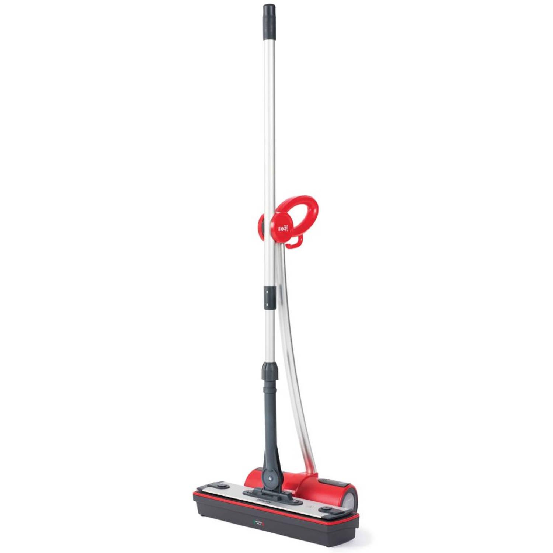 POLTI Draadloze stoomreiniger Moppy 1500 W rood POL-042