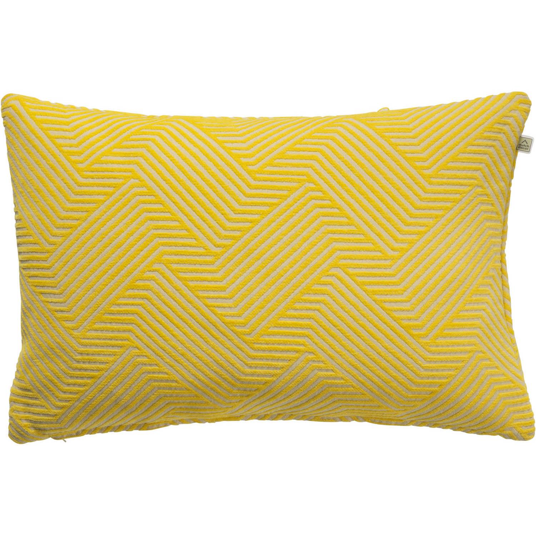 Dutch Decor Sierkussen Felix 40x60 cm lemon