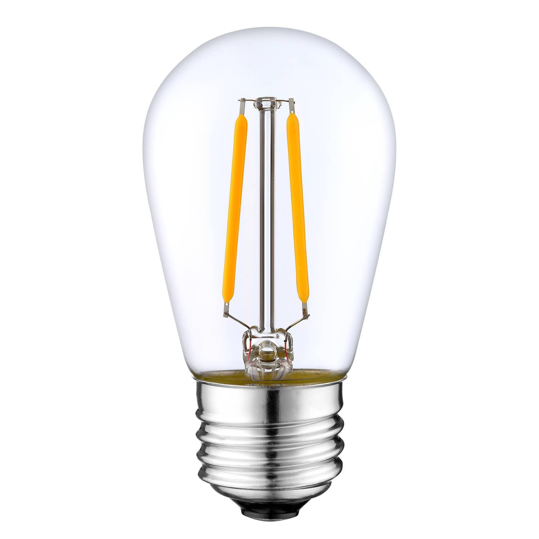 Dimbare led lamp e27 xana